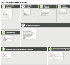 Tool: Organisations-Canvas