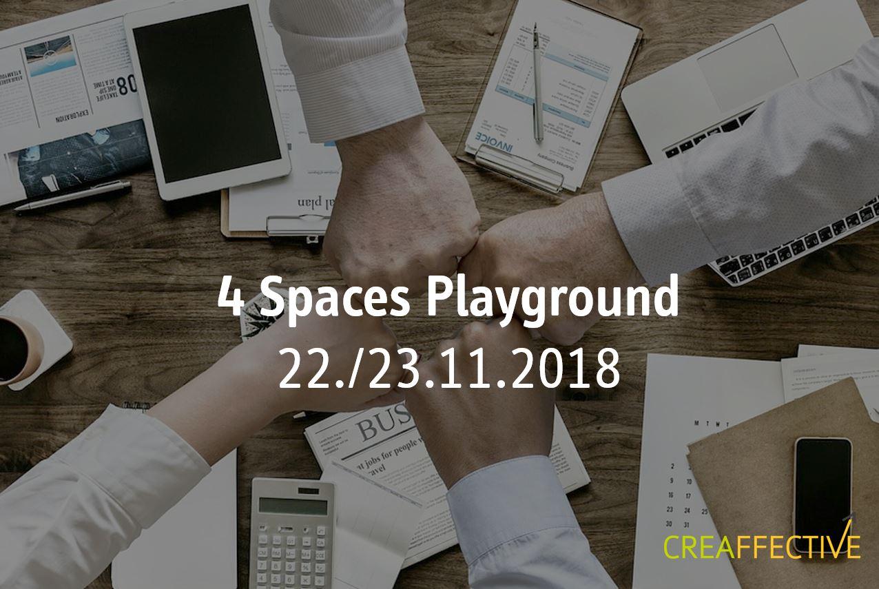 4 Spaces Playground