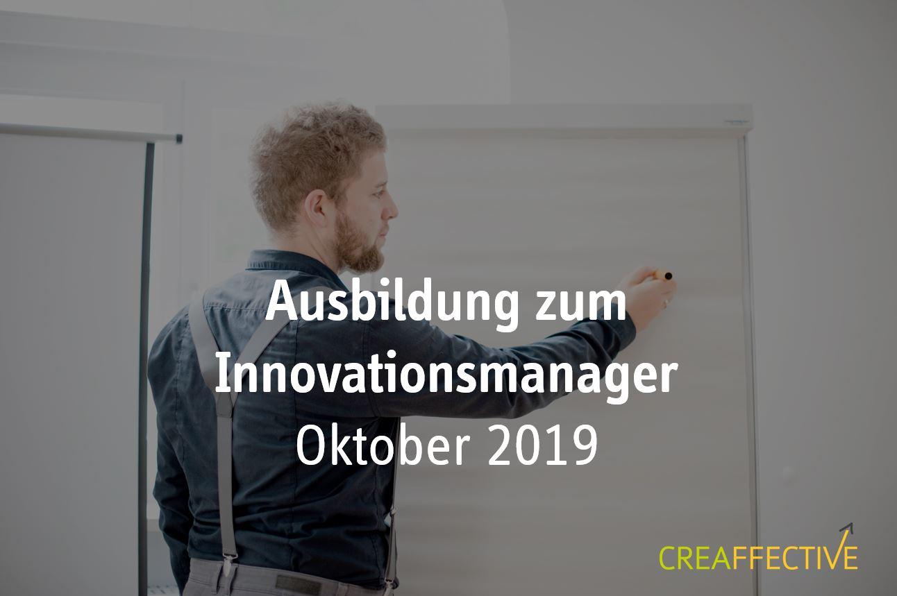 Ausbildung zum Innovationsmanager