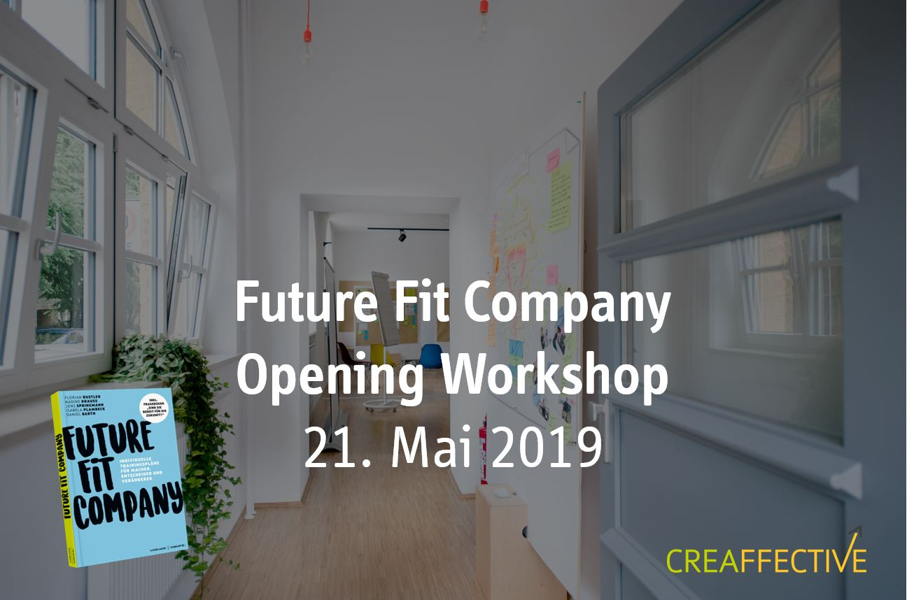 Future Fit Company Opening Workshop